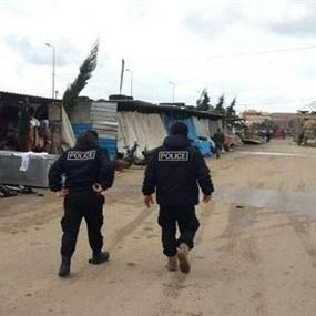 محاولة دهس واعتداء على شرطة بلدية طرابلس
