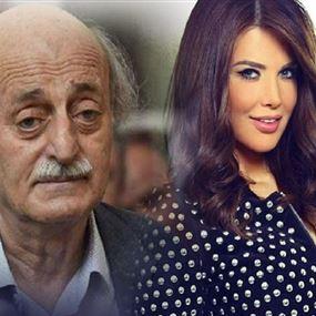 منى ابو حمزة: جنبلاط شخصيا طلب مني فدية بقيمة 20 مليون دولار!