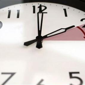 لا تنسوا تقديم الساعة