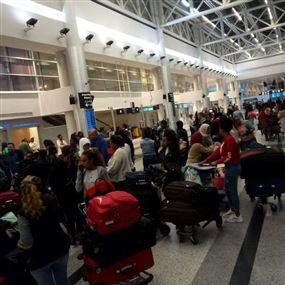 مغادرة جماعية لعاملات أجنبيات من لبنان
