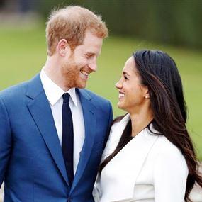 هذا ما كُتب على دعوات زفاف هاري وماركل!