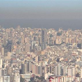 غازات سامّة في هواء بيروت...