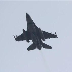 بالفيديو: الطيران الإسرائيلي يدخل من كسروان لضرب سوريا