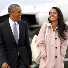 هل تحرّش المنتج بإبنة أوباما؟