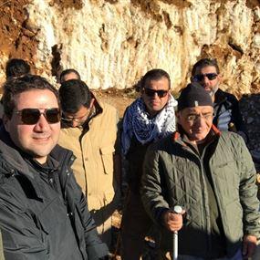 بالصور: من كان ضيف فارس سعيد هذا السبت في قرطبا؟