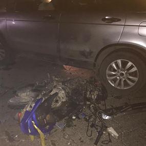 قتيلان في حادث سير مروّع