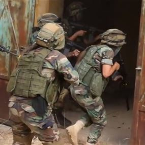 الجيش يوقف 27 شخصا في البترون