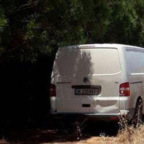 بالصورة: الجيش يضبط سيارة مسروقة في سهل بريتال
