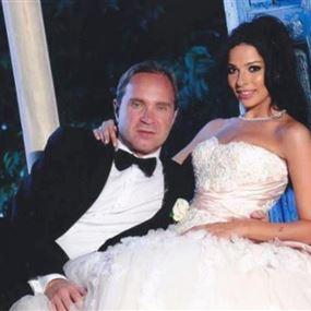تفاصيل حول طلاق نادين نسيب نجيم من زوجها هادي