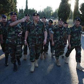 قائد الجيش: استعدوا للمهمات المرتقبة