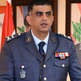 اللواء عثمان: مستمرون على نهج وسام الحسن