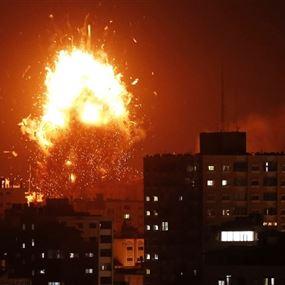إسرائيل تبدأ عملياتها العسكرية في غزة