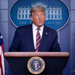 ترامب: هذه الانتخابات مزورة بالكامل