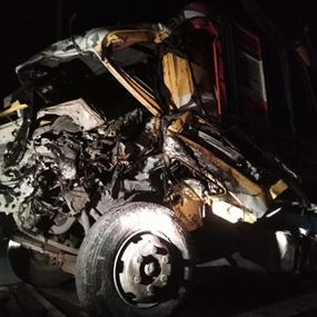 قتيلان وجريح في حادث سير على طريق صوفر - المديرج