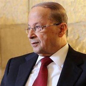 عون يدين انتهاكات إسرائيل للبنان