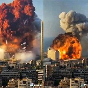 خلفيات انفجار مرفأ بيروت.. عمالة أو خيانة؟!