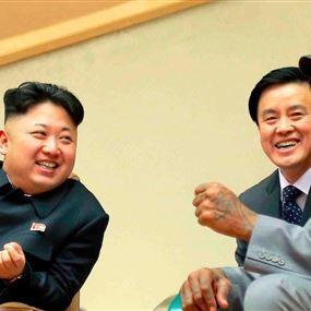 """لاعب سلة أميركي سابق يزور """"صديقه"""" جونغ أون"""