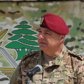 قائد الجيش من الشمال: الجيش ليس عدو شعبه بل يحميه ويحمي المتظاهرين