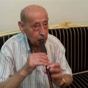 وفاة عازف الناي الشهير جوزيف أيوب