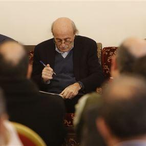 لهذه الاسباب قرر حزب الله كسر جنبلاط!