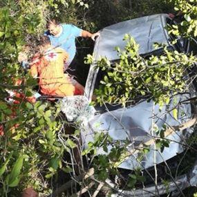 بالصورة: مقتل جورج فياض بحادث مروّع في جبيل