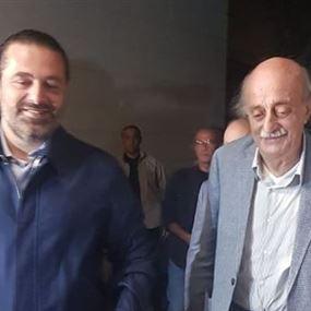 الحريري: القوات اللبنانية بيعرفوا شو عملوا معي!