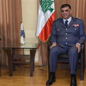 بالصور: اجتماع قادة الأجهزة الأمنية في الأشرفية