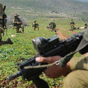 إسرائيل تفصح عن عملية عسكرية