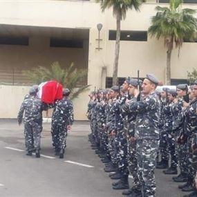 الرائد جلال شريف تأخر في دوامه فارتقى شهيداً (فيديو)