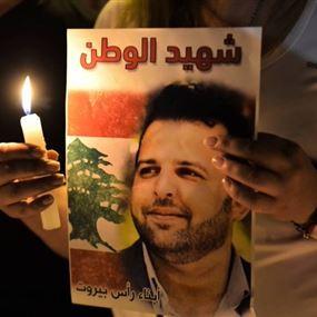 عائلة الشهيد أبو فخر: لن ننسى الوقفة التي لمسناها من كافة أبناء لبنان