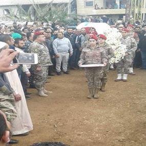 عشائر القليعات: لن نقبل بأقل من الإعدام لقتلة الشهيد بركات خشفة