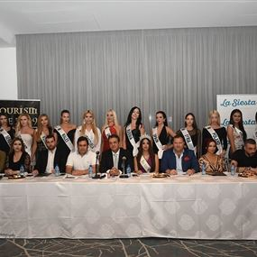 بالصور.. الإعلان عن Miss Tourism Universe للسنة السادسة