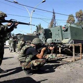 مداهمة للجيش في الهرمل