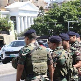 متّهم امام المحكمة العسكرية: إذا أنا مرتي حاكمتني كيف بدي..؟