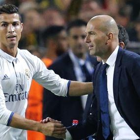 زيدان: ريال مدريد ليس بحاجة إلى لاعبين جدد