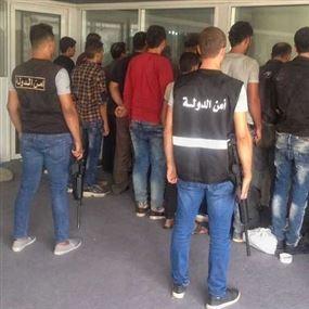 بالصورة: أمن الدولة توقف شبكة لبنانية – سوريّة لتهريب العائلات