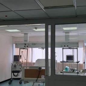 وفاة مُصاب بفيروس كورونا في مستشفى الحريري