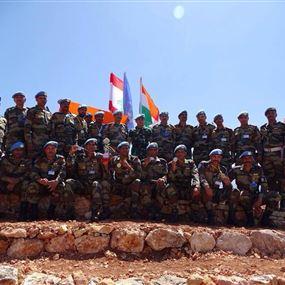 الكتيبة الهندية نظمت منافسة في الرماية في ابل السقي