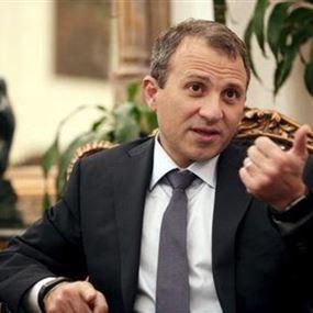 باسيل: المشنوق مش ماشي حالو!