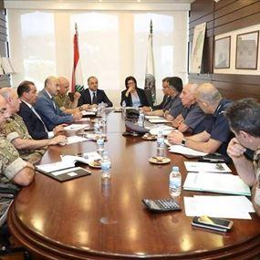 التدبير رقم 3 على طاولة وزارة الدفاع... ما هي نتيجة الاجتماع؟