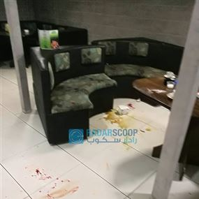 بالصور: إطلاق نار وجرحى في مطعم البويري.. الوقائع كاملةً