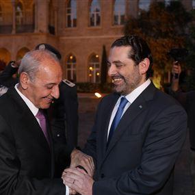 لقاء قريب سيجمع الحريري وبري للخروج من الإشكالية