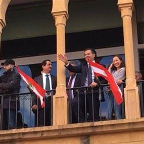 بعد الانتقادات.. راغب علامة يوضح سبب حضوره لاستقبال الحريري