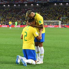 البرازيل إلى الدور الثاني من المونديال