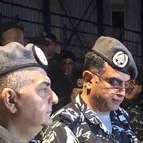 اللواء عثمان: اليوم مهمتنا السهر على أمن الناس