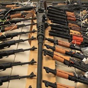 كمين لأمن الدولة يوقع أحد تجار الأسلحة