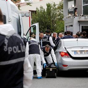 بدء تفتيش منزل القنصل السعودي وسط معلومات عن منسق عملية خاشقجي