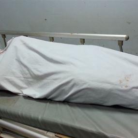 العثور على جثة رجل قضى بطلق ناري