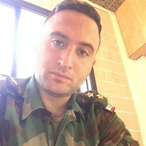 بالفيديو: مصرع ضابط في الجيش اللبناني إثر حادث في عجلتون