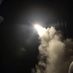 بالفيديو: قصف صاروخي جديد على مطار التيفور